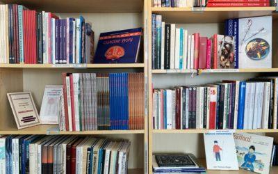 Välkommen till vår bokhörna!