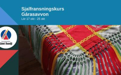Sjalfransningskurs Gárasavvon