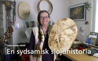 En sydsamisk slöjdhistoria – besök hos Lena Lundin-Skott