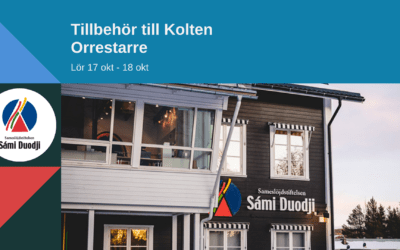 Kurs Tillbehör till kolten i Orrestarre