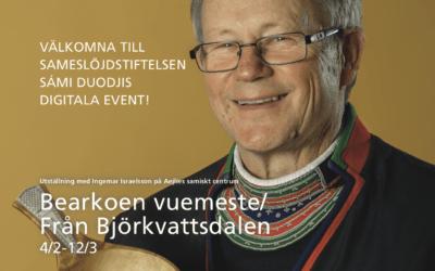 Utställning med Ingemar Israelsson