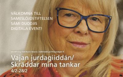 Utställning med Karin Vasara